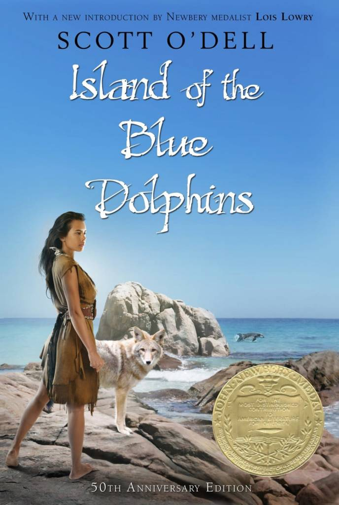 Houghton Mifflin Harcourt Island of the Blue Dolphins 01