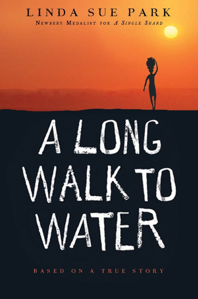 Houghton Mifflin Harcourt A Long Walk to Water