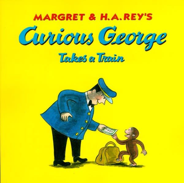 Curious George: Takes a Train