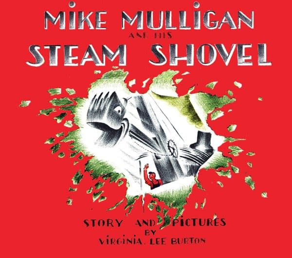 Houghton Mifflin Harcourt Mike Mulligan and His Steam Shovel (Small Board Book)