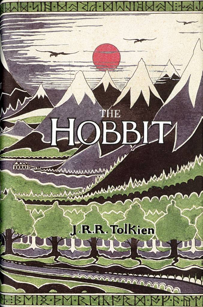 Houghton Mifflin Harcourt The Lord of the Rings: The Hobbit (Prequel) (75th Anniversary Ed.)