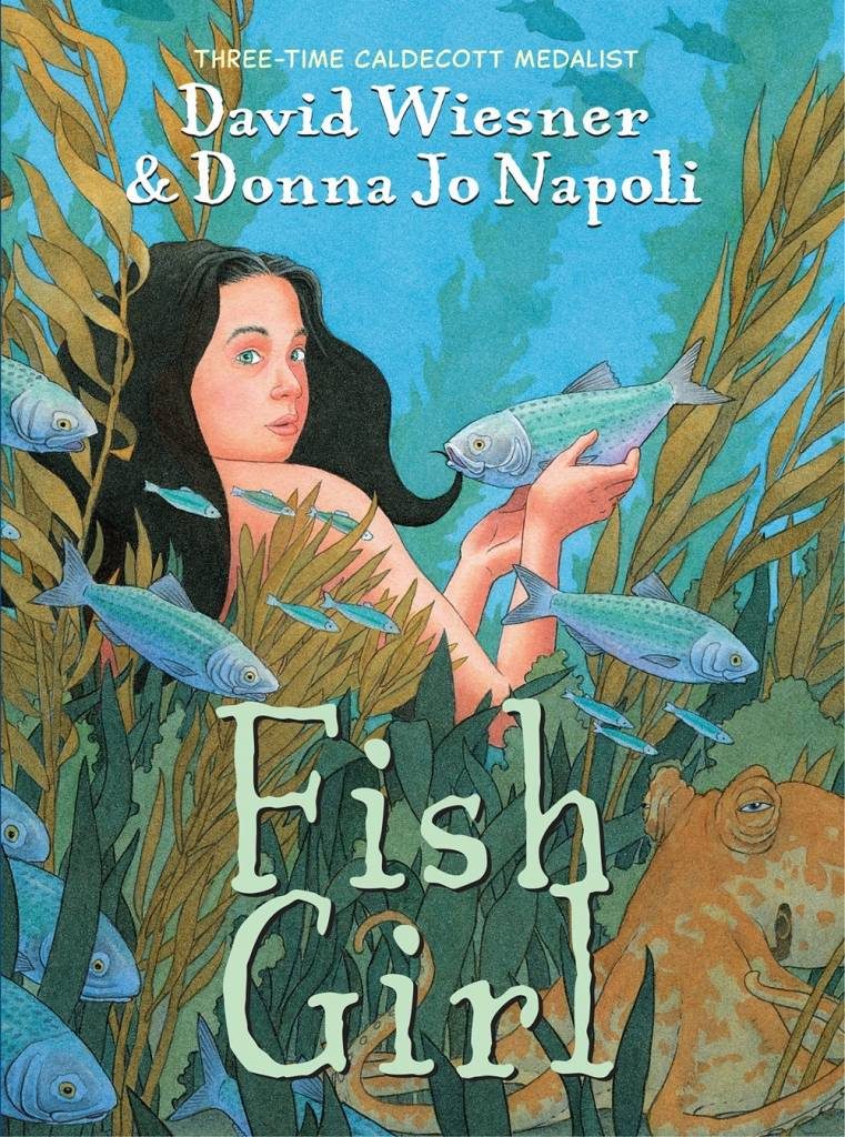 Clarion Books Fish Girl