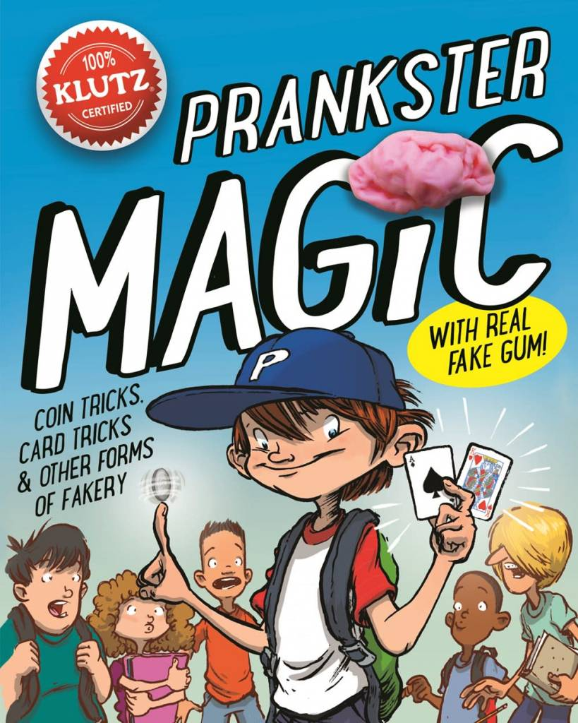 Klutz: Prankster Magic (with Real Fake Gum)
