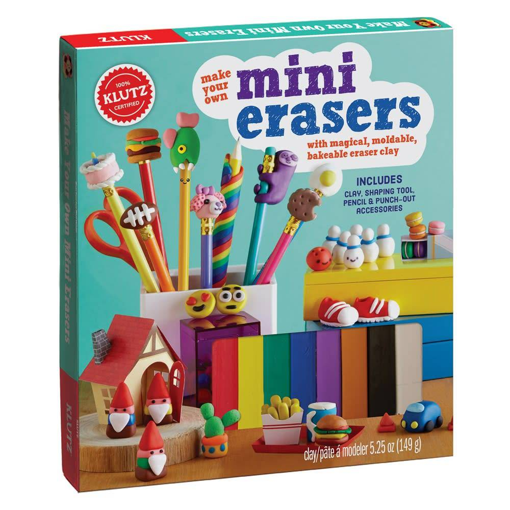 Klutz: Make Your Own Mini-Erasers