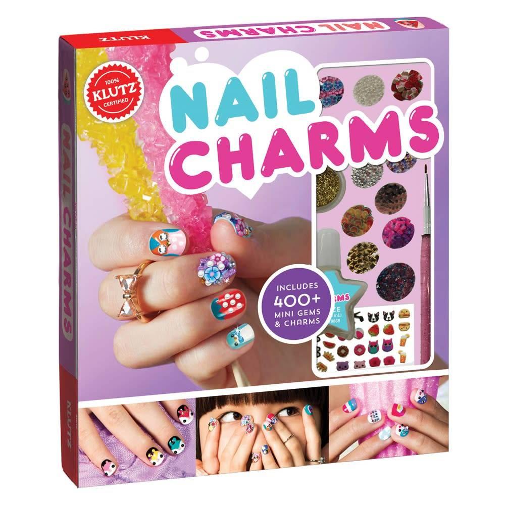 Klutz: Nail Charms