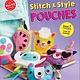 Klutz Klutz: Stitch & Style Pouches