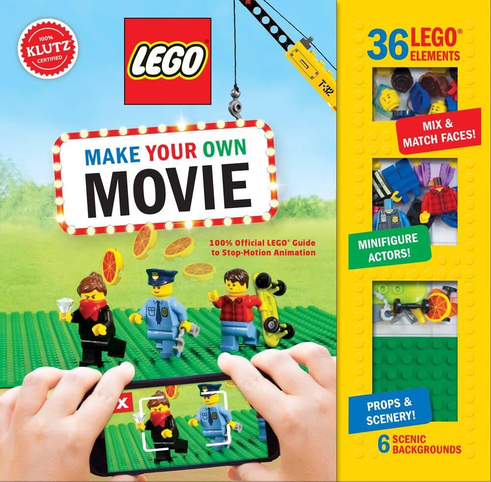 Klutz Klutz: LEGO Make Your Own Movie