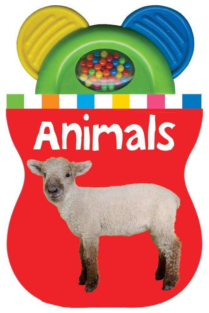 Priddy Books Animals (Baby Shaker Teether)