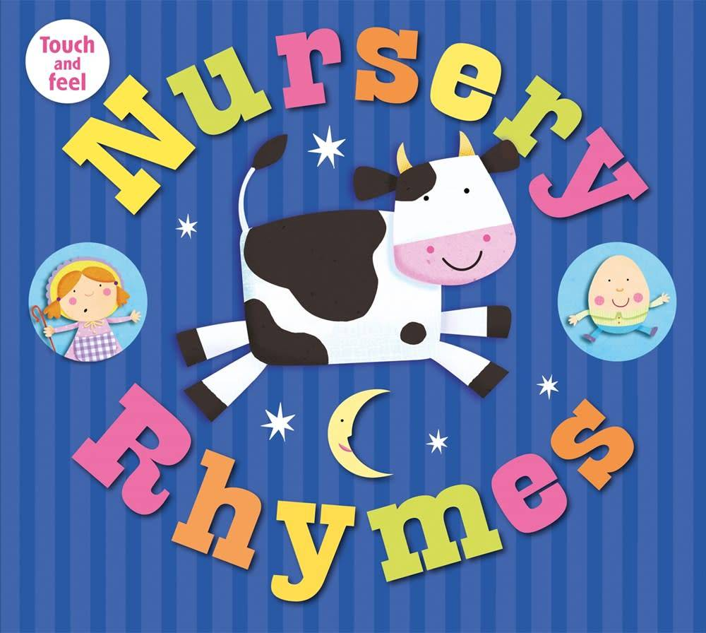 Priddy Books Nursery Rhymes Touch and Feel (Board Book)