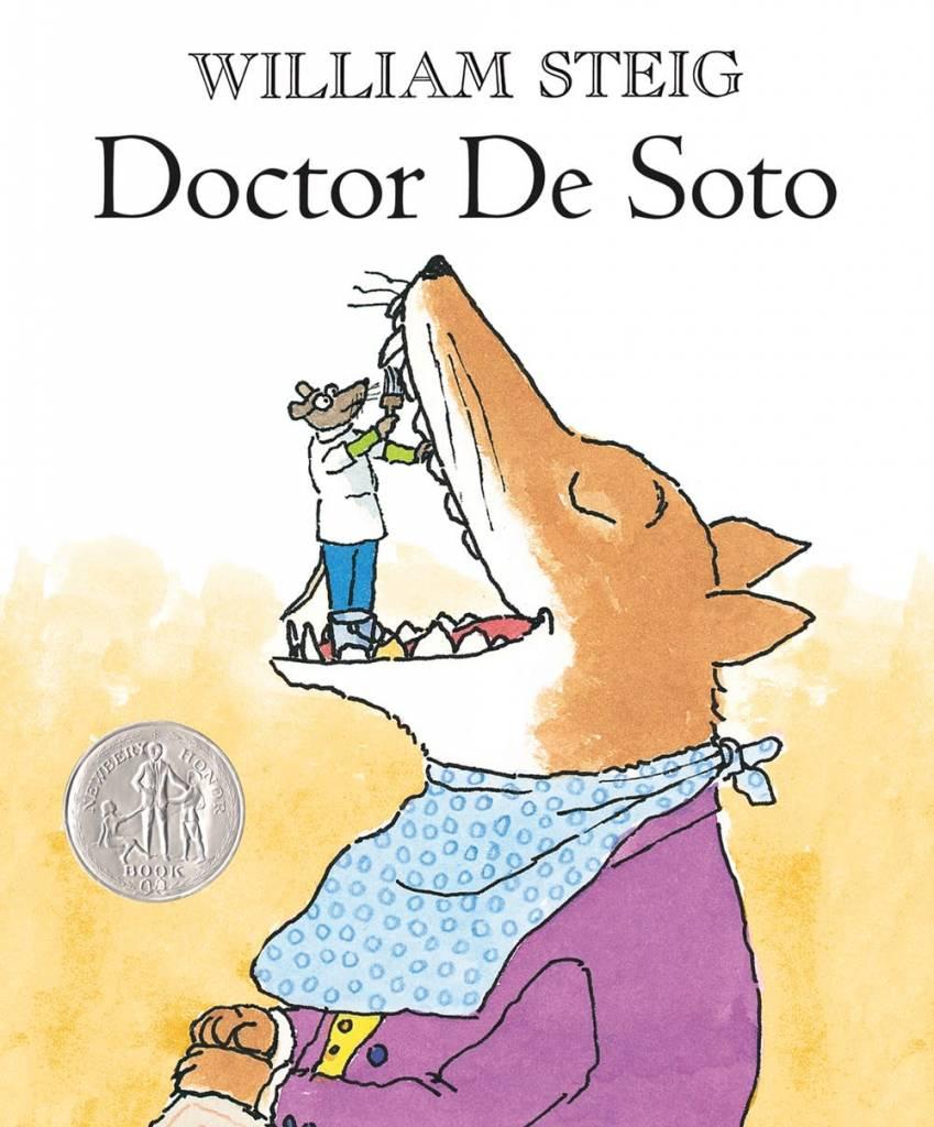 Square Fish Doctor De Soto