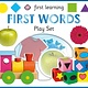 Priddy Books First Learning: First Words Play Set