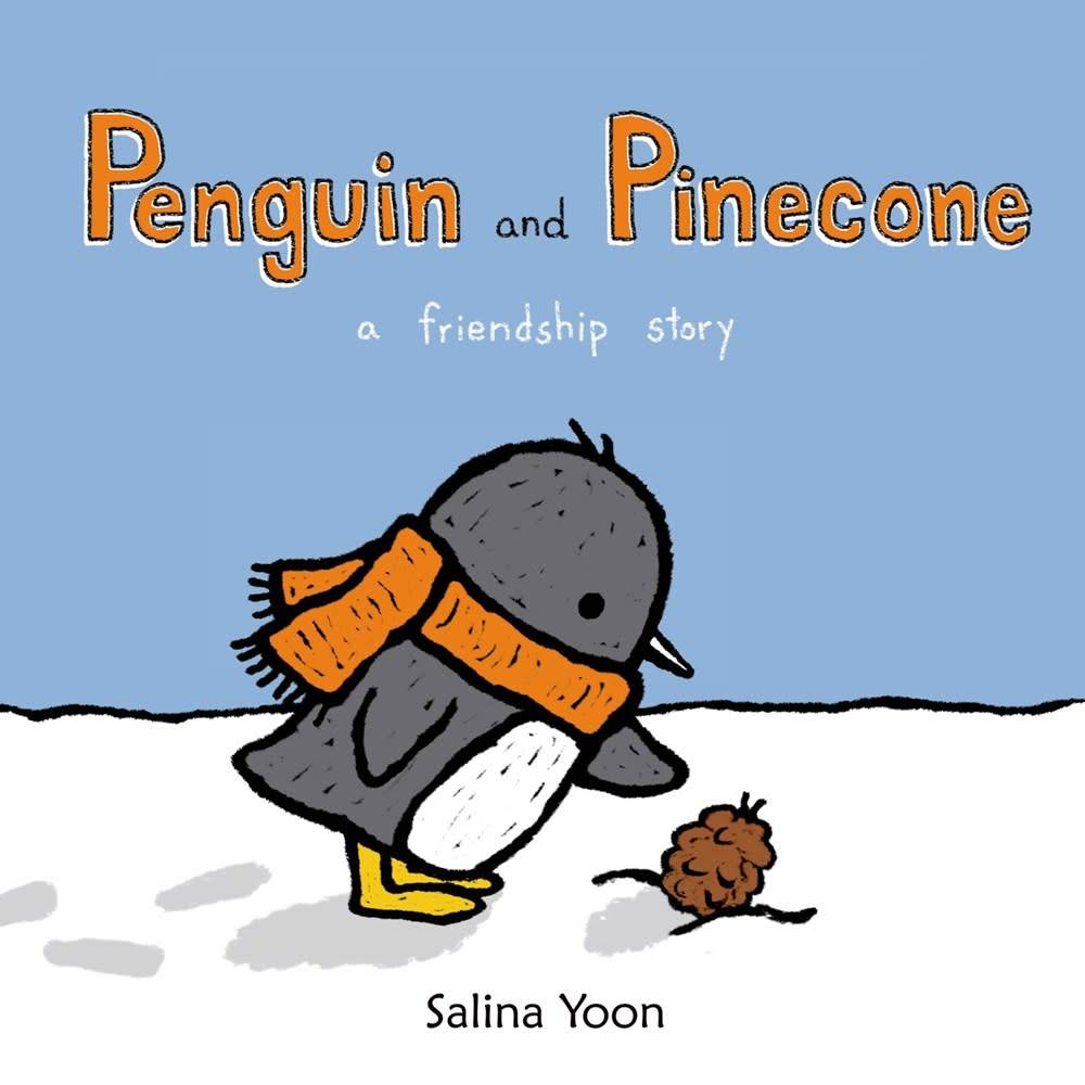 Bloomsbury Children's Books Penguin 01 Penguin and Pinecone