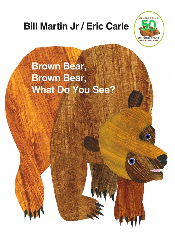 Henry Holt and Co. Bears 01 ...Brown Bear, What Do You See? (Small)