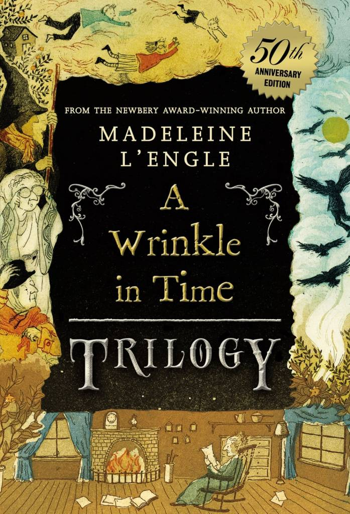 A Wrinkle in Time Omnibus (#1-3)