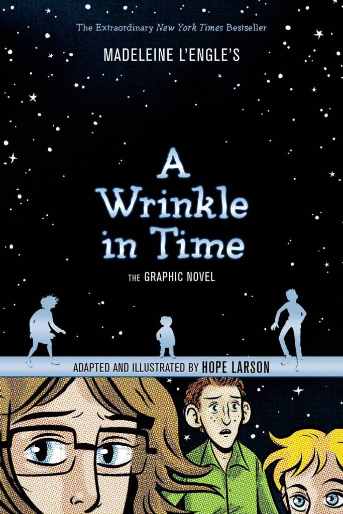 Square Fish A Wrinkle in Time 01 (Graphic Novel)