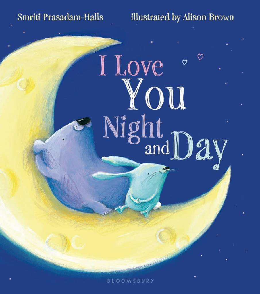 Bloomsbury Childrens I Love You Night and Day