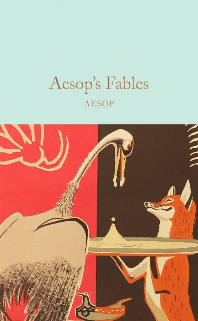 Macmillan Collector's Library Macmillan Mini-Classics: Aesop's Fables