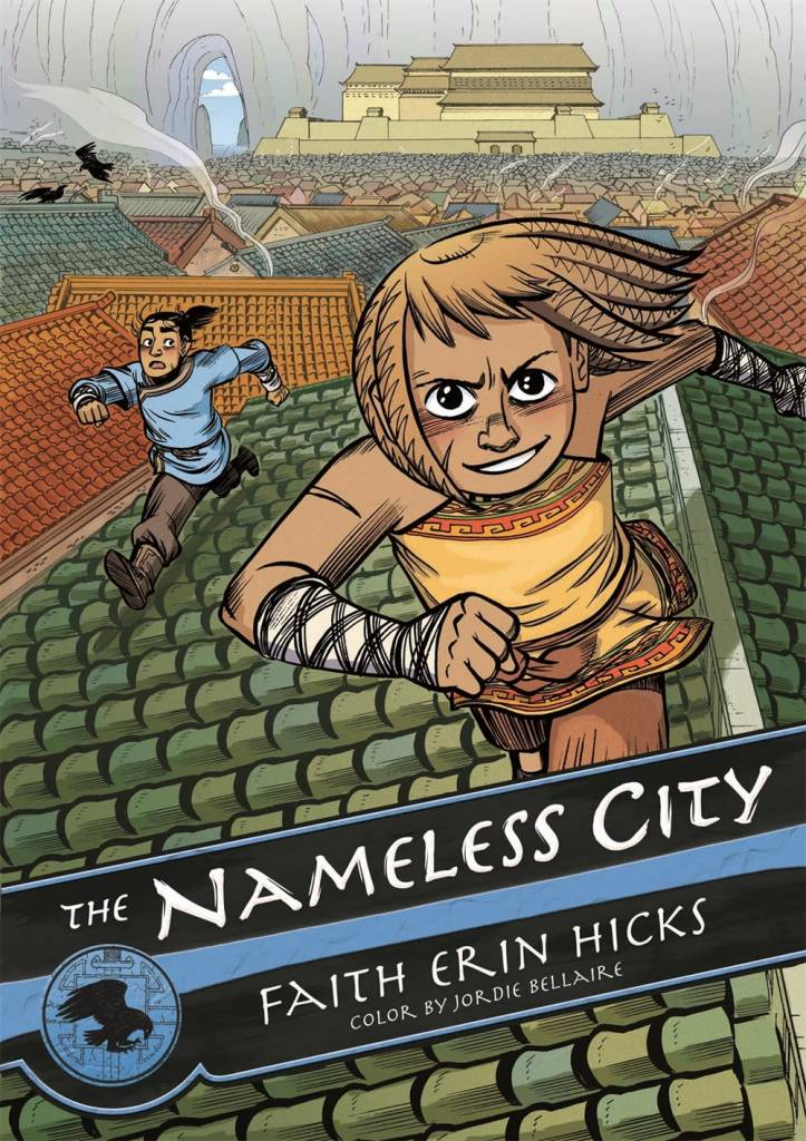 First Second The Nameless City 01