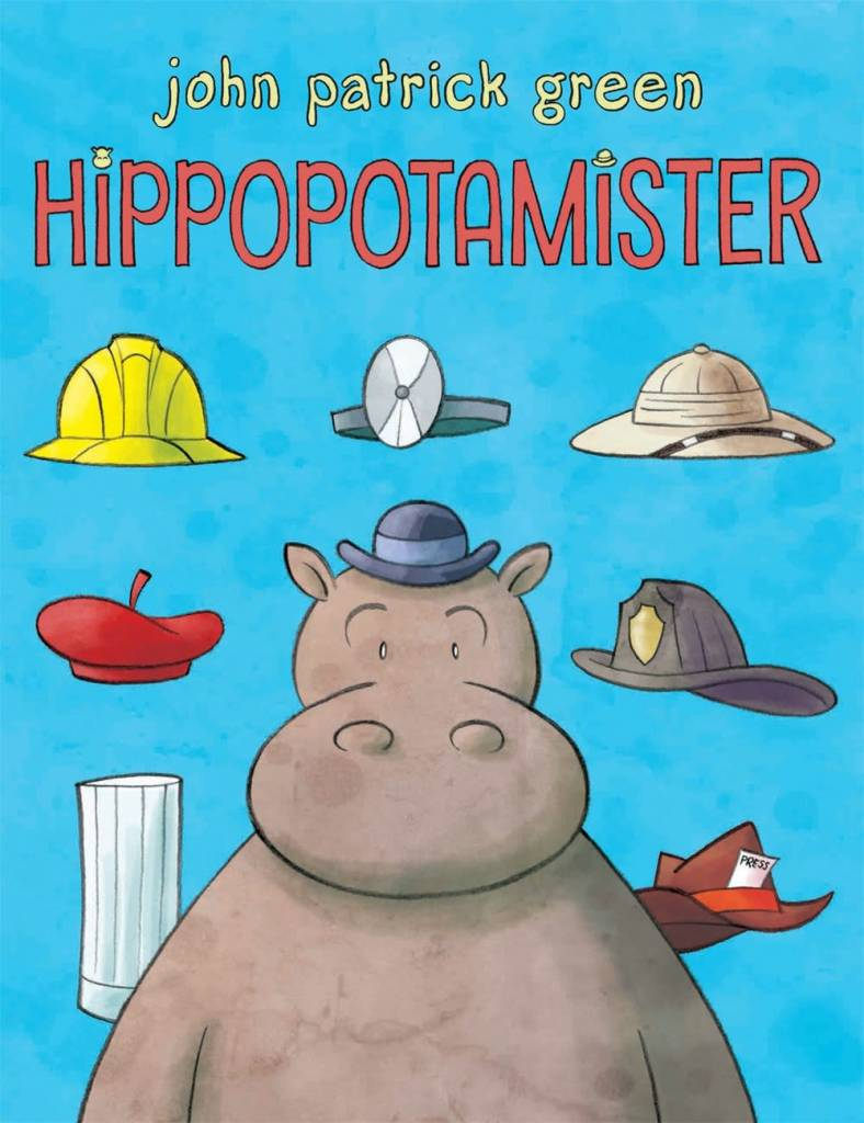 First Second Hippopotamister
