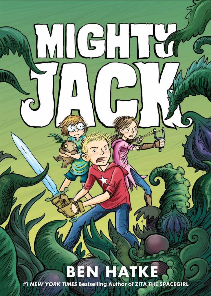 First Second Mighty Jack 01