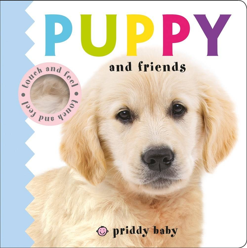Priddy Books Puppy and Friends