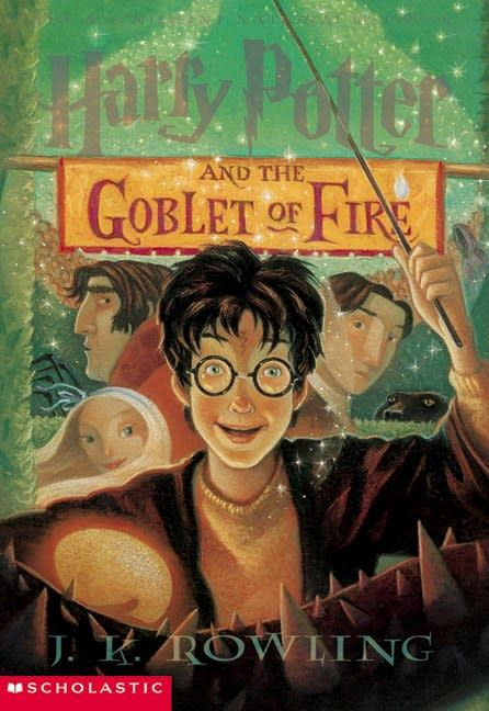 Harry Potter 04 The Goblet of Fire