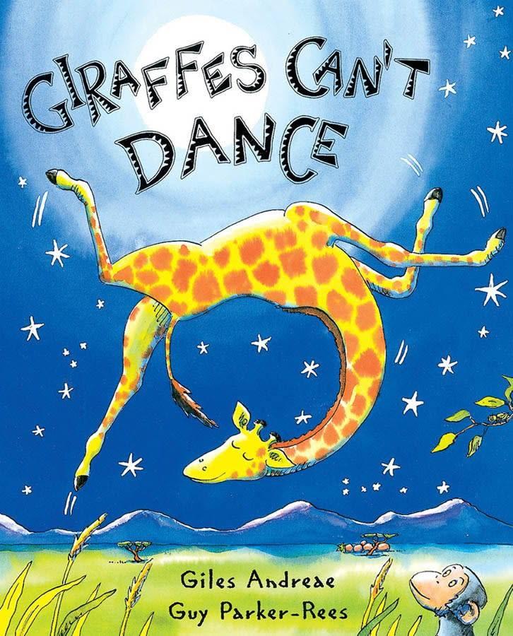 Orchard Books Giraffes Can't Dance