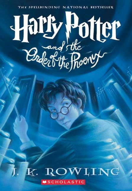 Harry Potter 05 The Order of Phoenix