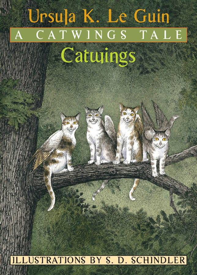 Catwings 01