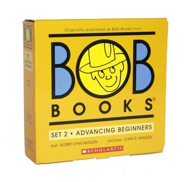 BOB Books 02 Fun 3-Letter Words
