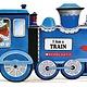 I Am a Train (Shaped Book)