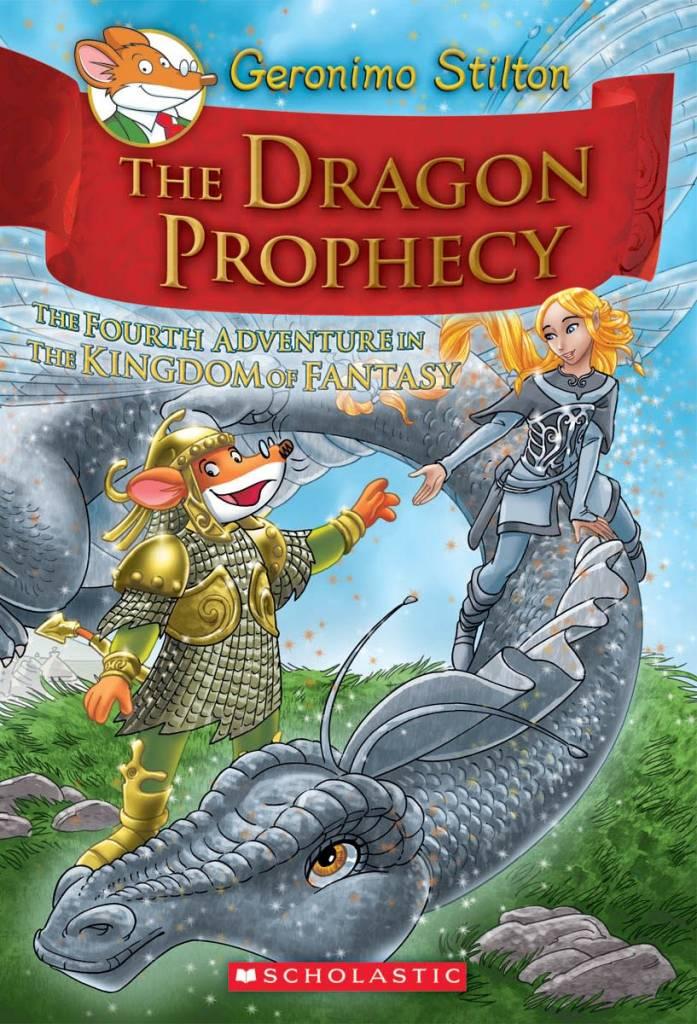 Geronimo Stilton: Fantasy 04 The Dragon Prophecy