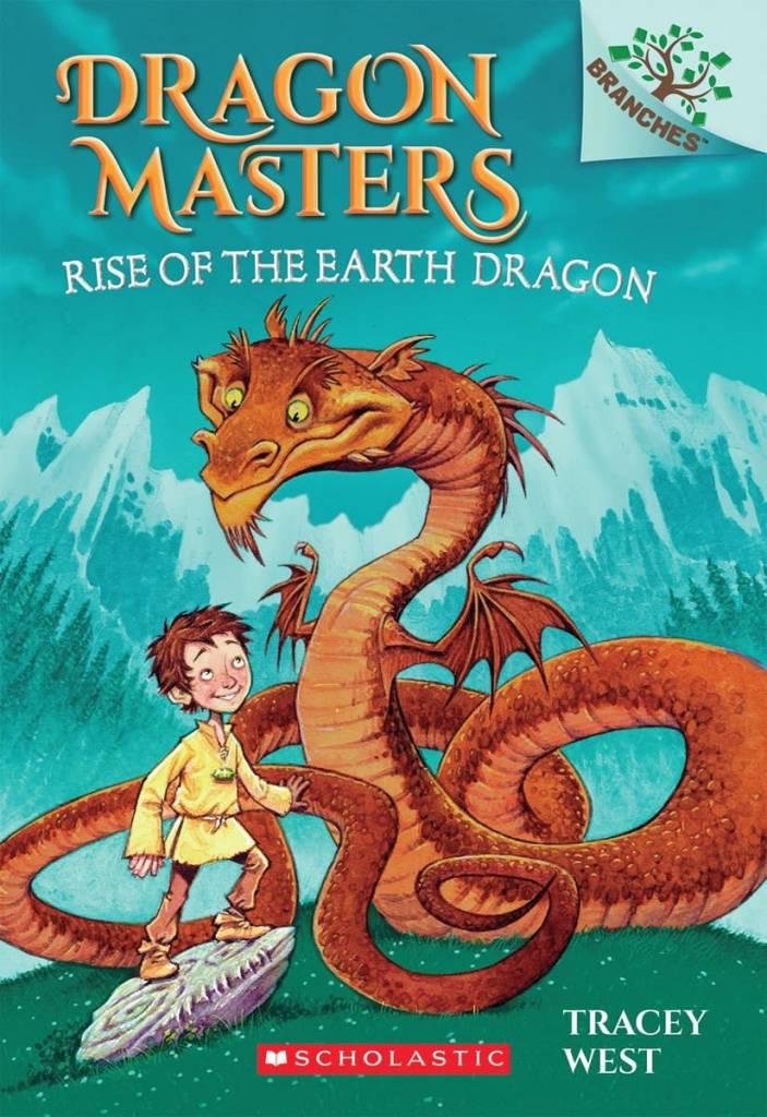 Scholastic Inc. Dragon Masters 01 Rise of the Earth Dragon