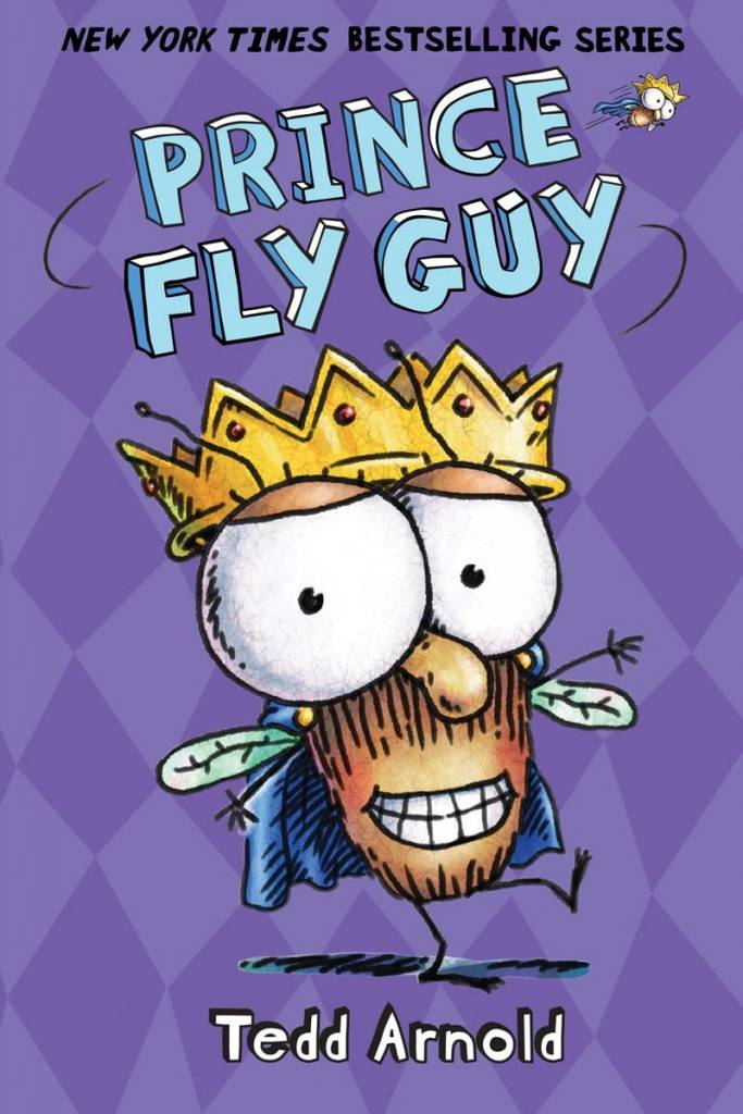 Scholastic Inc. Fly Guy 15 Prince Fly Guy