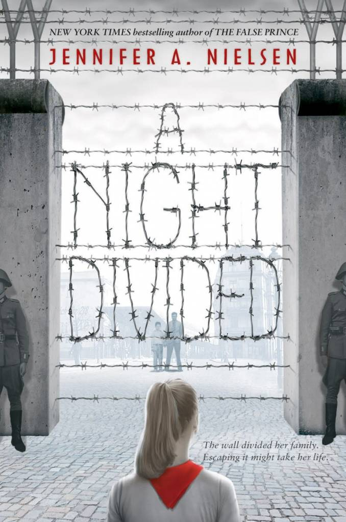Scholastic Press A Night Divided