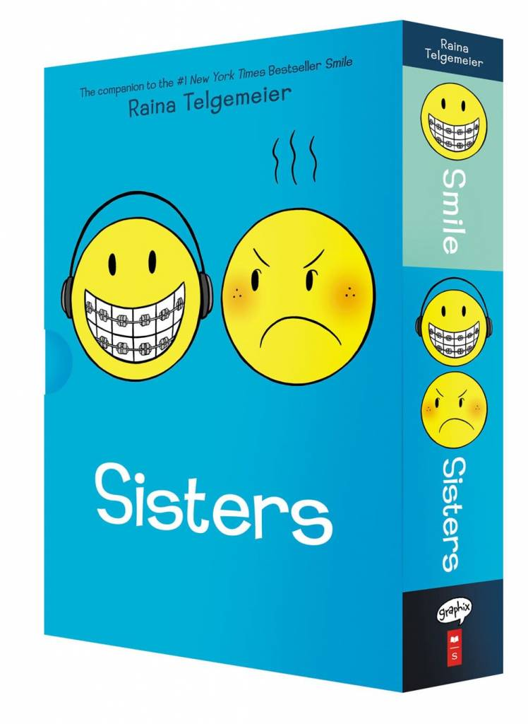 Smile & Sisters Boxed Set (2 Books)