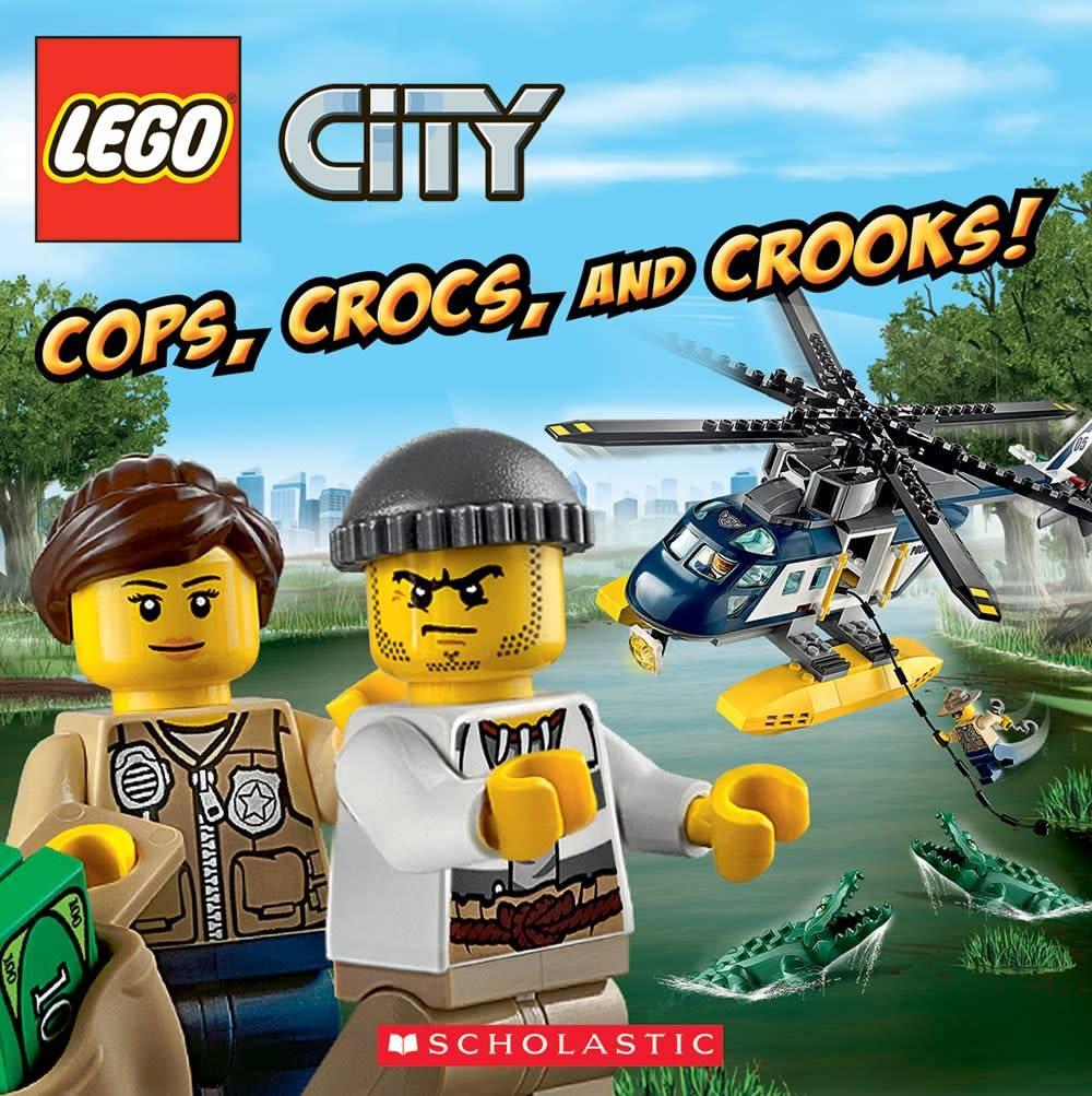 LEGO City: Cops, Crocs, and Crooks!