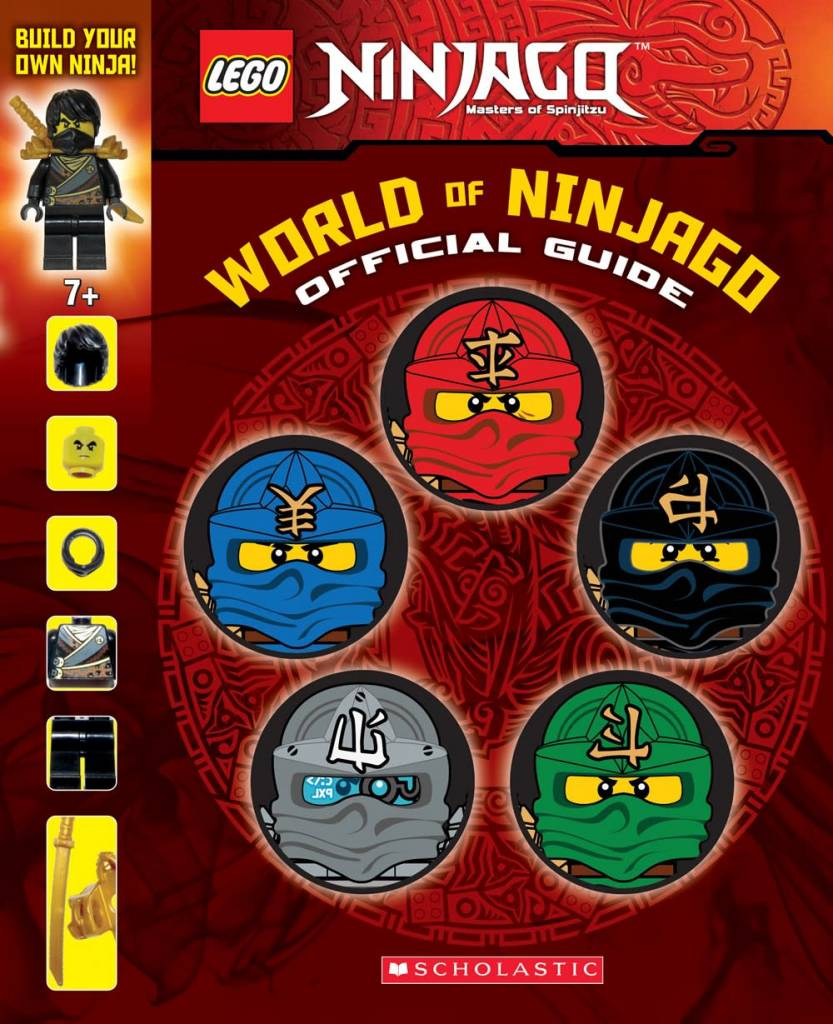 LEGO Ninjago: World of Ninjago Official Guide