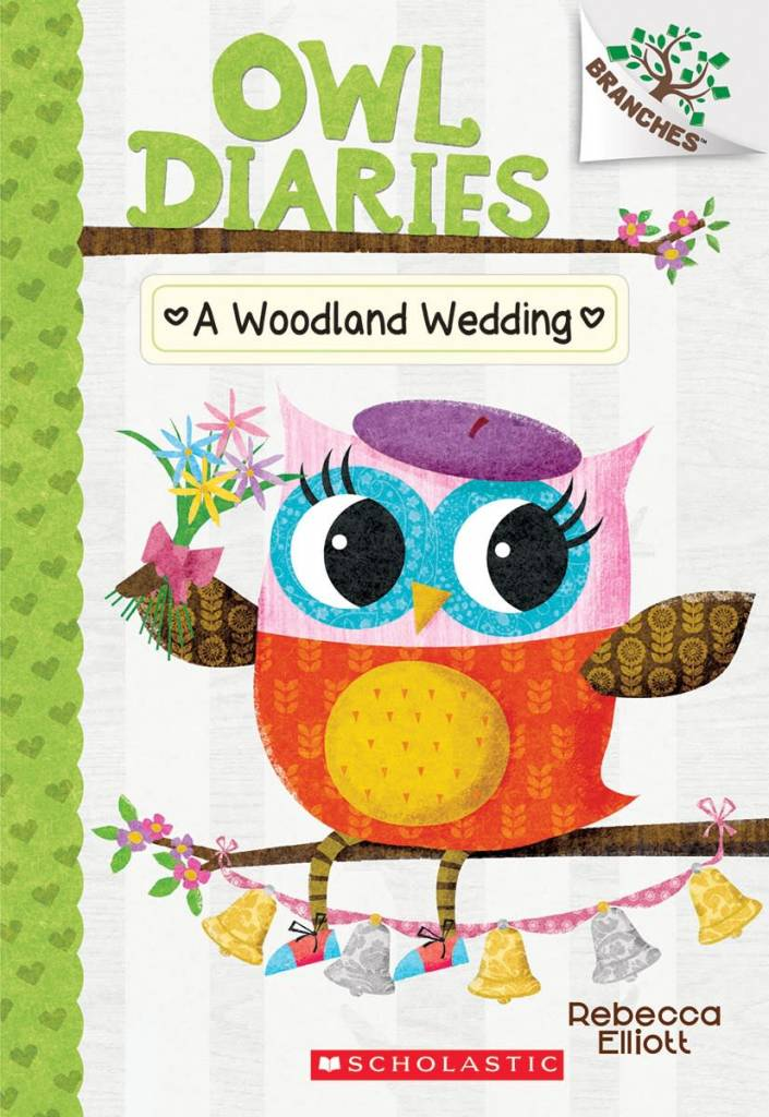 Owl Diaries 03 A Woodland Wedding