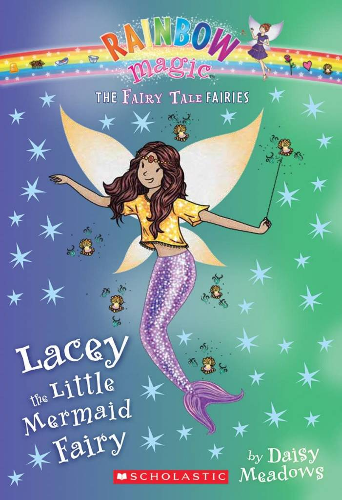 Rainbow Magic: Fairy Tales 07 Lacey the Little Mermaid...