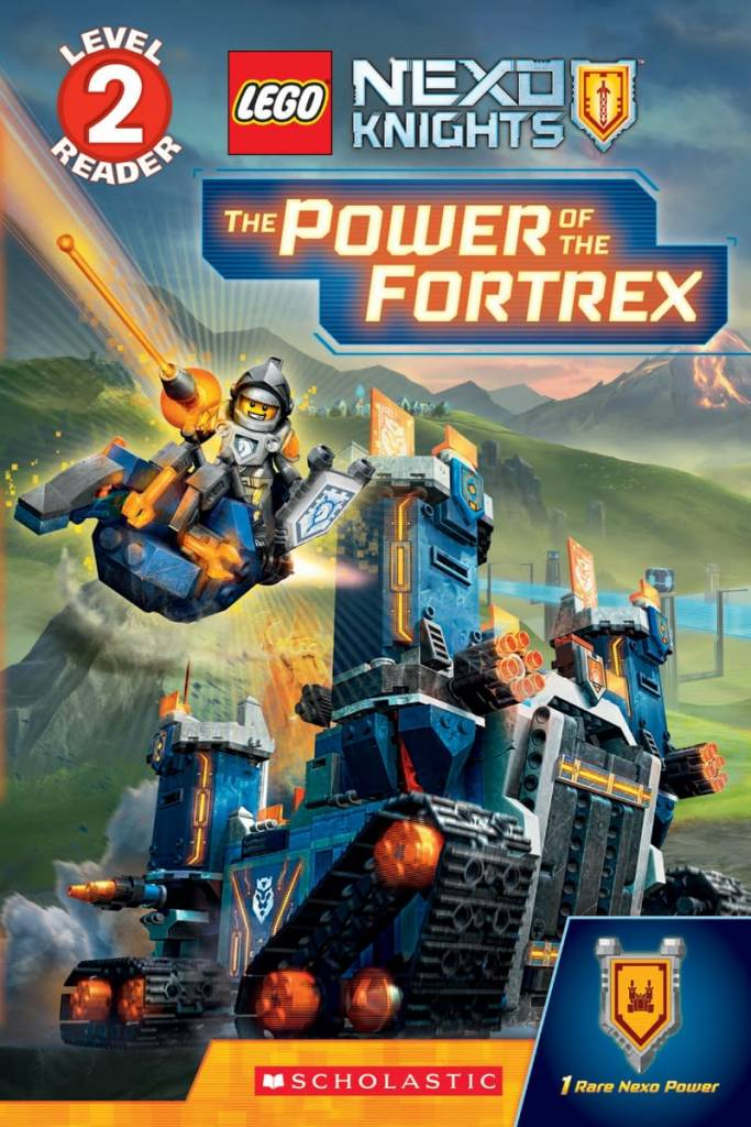 LEGO Nexo Knights: Power of the Fortrex (Early Reader)
