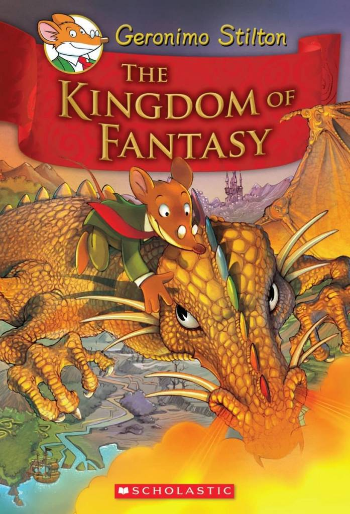 Geronimo Stilton: Fantasy 01 Kingdom of Fantasy