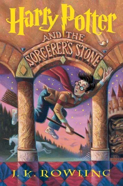 Harry Potter 01 The Sorcerer's Stone