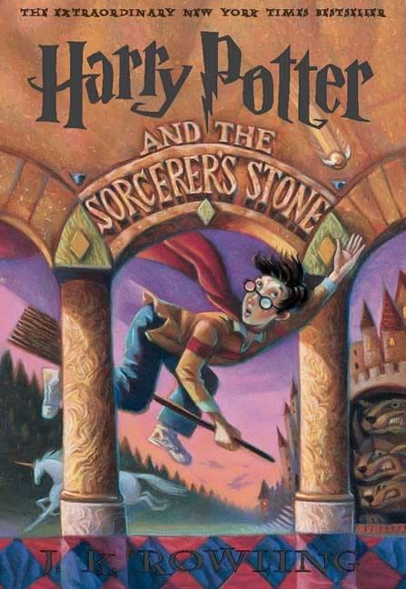 Harry Potter 01 The Sorcerer's Stone