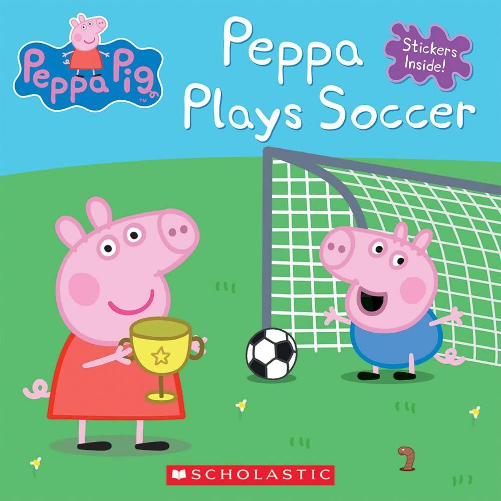 Peppa Pig: Plays Soccer