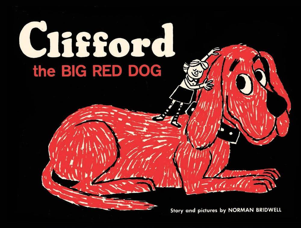 Clifford 01 The Big Red Dog (Vintage Hardcover Ed.)