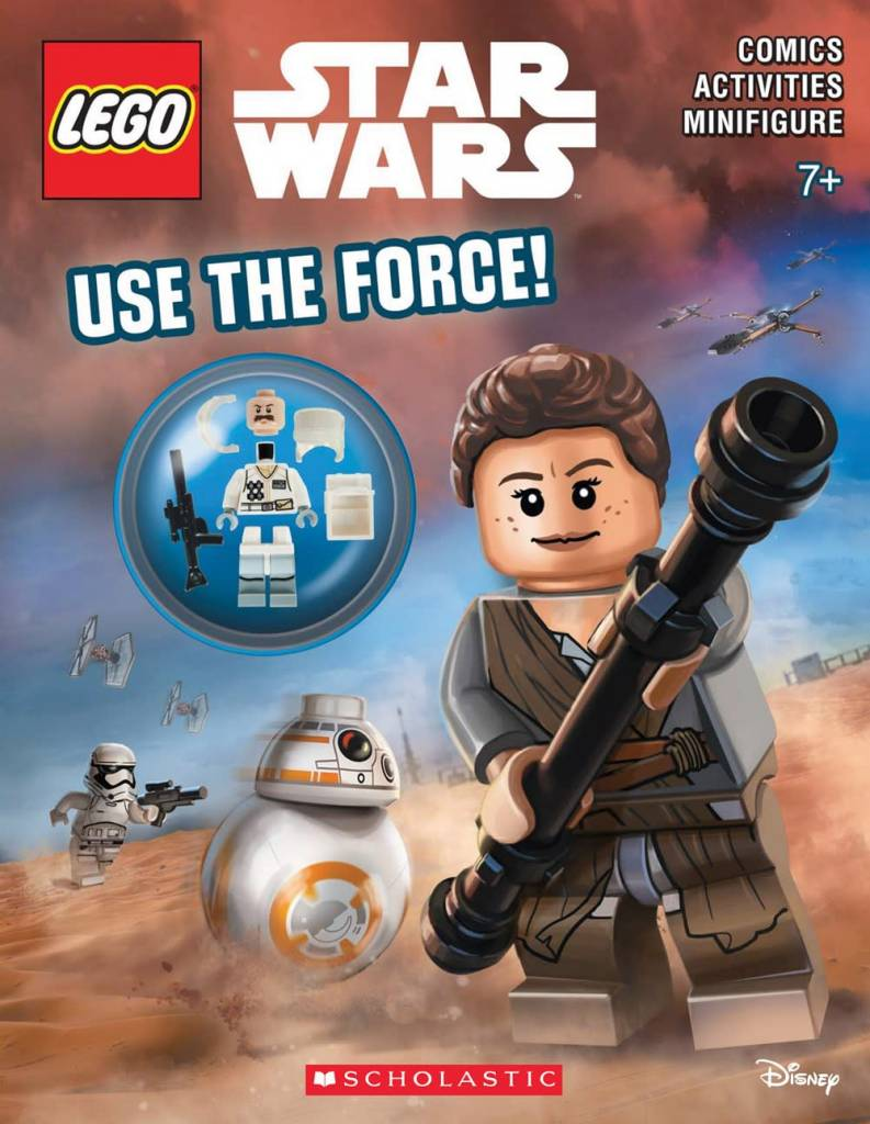 Scholastic Inc. LEGO Star Wars: Use the Force Activity Book