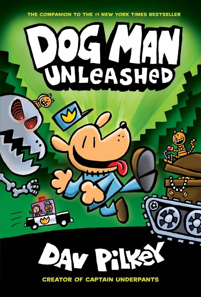 Graphix Dog Man 02 Unleashed