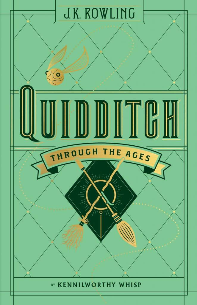 Arthur A. Levine Books Harry Potter: Quidditch Through the Ages