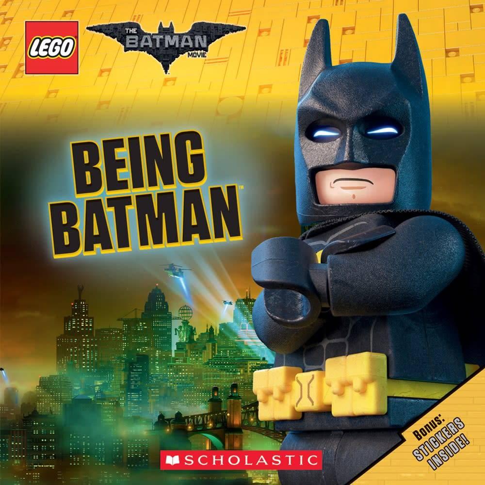 Scholastic Inc. LEGO Batman Movie: Being Batman